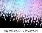 abstract digital background of... | Shutterstock .eps vector #749989684