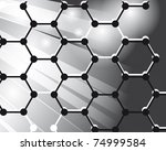 abstract background of the... | Shutterstock .eps vector #74999584