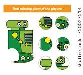 matching children educational... | Shutterstock .eps vector #750027514