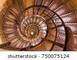 Spiral Stairs Inside Arc De...