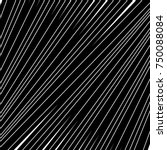 diagonal striped illustration....   Shutterstock .eps vector #750088084