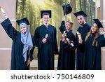 group of diverse international...   Shutterstock . vector #750146809