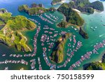 Floating Fishing Village And...