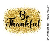 happy thanksgiving day card ... | Shutterstock . vector #750170194