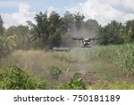 agriculture drone  technology... | Shutterstock . vector #750181189