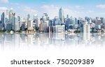 Bangkok City Buildings...