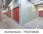 self storage facility | Shutterstock . vector #750256828
