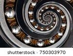 funny incredible unrealistic...   Shutterstock . vector #750303970