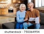 happy relationships. joyful... | Shutterstock . vector #750364954