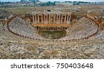 Ruins Of Ancient Greek Roman...