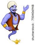 vector illustration of a... | Shutterstock .eps vector #750406948
