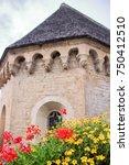 saint amand de coly   perigord... | Shutterstock . vector #750412510