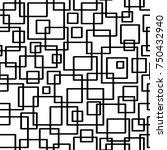 seamless geometric pattern....   Shutterstock .eps vector #750432940