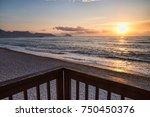 Sunrise On Idyllic Altea Resor...