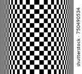 checkered displacement  ... | Shutterstock .eps vector #750490534