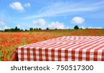 empty table background | Shutterstock . vector #750517300