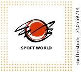 sport union  association  world ... | Shutterstock .eps vector #750559714