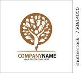 people life vector logo template | Shutterstock .eps vector #750614050