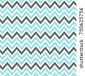 chevrons pattern texture or... | Shutterstock .eps vector #750625756