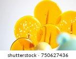 cake  pastries  cookies   | Shutterstock . vector #750627436