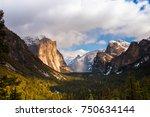 Yosemite Valley  El Capitan ...