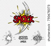 "Vector ""smack"" Comic..."