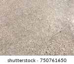 cement floor for abstract... | Shutterstock . vector #750761650