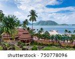 koh chang  thailand   1 april ... | Shutterstock . vector #750778096