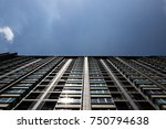image of condo on afternoon | Shutterstock . vector #750794638