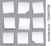 creative vector illustration of ... | Shutterstock .eps vector #750850708