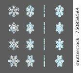 frosty winter festive...
