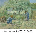 First Steps  After Millet  By...
