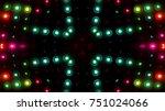 floodlights background | Shutterstock . vector #751024066