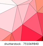multicolor texture made using... | Shutterstock . vector #751069840