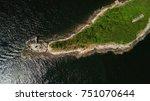 aerial bird's eye view of a...   Shutterstock . vector #751070644