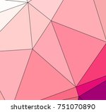 multicolor texture made using... | Shutterstock . vector #751070890