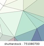 multicolor texture made using... | Shutterstock . vector #751080700