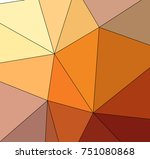 multicolor texture made using... | Shutterstock . vector #751080868