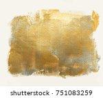 Golden Silver Acrylic...