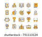 school education  university....   Shutterstock .eps vector #751113124
