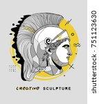 creative modern classical...   Shutterstock .eps vector #751123630