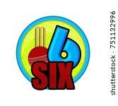 illustration for cricket match   Shutterstock .eps vector #751132996