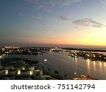 port arthur  texas | Shutterstock . vector #751142794