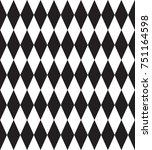 Geometric Black And White...