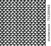 black and white tribal ethnic... | Shutterstock .eps vector #751200463