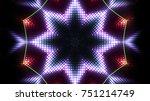 flash lights stage    Shutterstock . vector #751214749