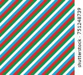 azerbaijan flag pattern texture ... | Shutterstock .eps vector #751248739