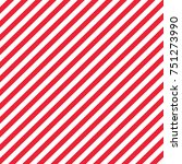 red and white stripes | Shutterstock . vector #751273990