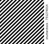 black and white stripes | Shutterstock . vector #751274014
