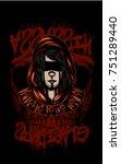 assassin | Shutterstock .eps vector #751289440